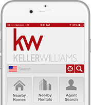 KW App on Smartphone